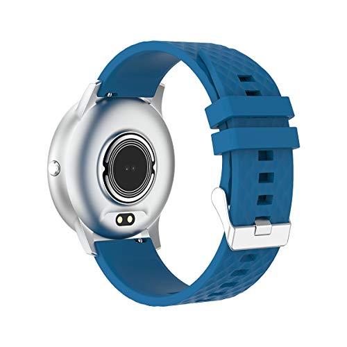 Deportes al aire libre reloj inteligente natación multifuncional reloj contador de paso