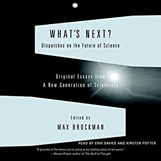 What's Next audiobook cover art