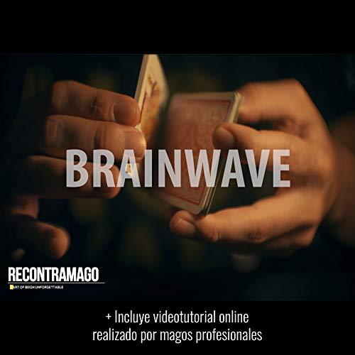 Brainwave, mazzo realizzato con la migliore tecnica Roughing e accesso area segreta con VideoTutorial Online da Magi Professionali - Trucco di Magia Professionale - Gioco di Magia