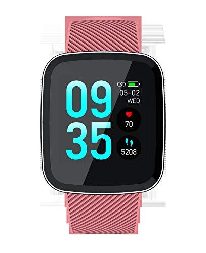Smart watch Braccialetto intelligente con schermo a colori Z30 Informazioni sulla frequenza cardiaca dinamica Spingi l'orologio elettronico impermeabile con braccialetto sportivo Bluetooth