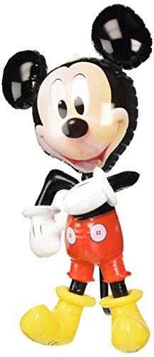 WDK Partner A1300327 Palla Tap - Personaggio Mickey Gonfiabile 52 cm