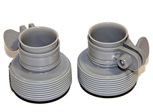 Intex - Lot de 2 adaptateurs 32-38mm INTEX Ref 10722