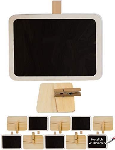 HomeTools.eu® - 10 pizarras de madera