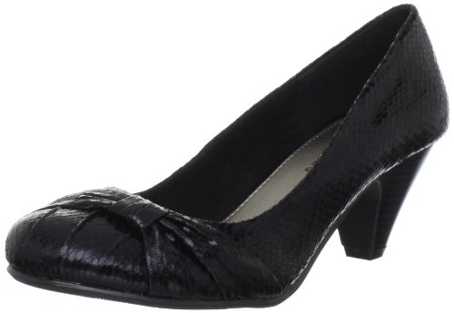 CL by Chinese Laundry Women's Sonnet Baby Anaco, Black, 8 M US