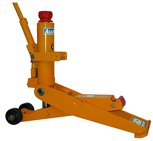 Alligator Forklift Jack – Hydraulic Intella Jack for Forklifts with 8,800 lbs. Capacity and 2.4-16.5 in. Height – Heavy Machinery Jack for Changing Tires and Performing Maintenance by Orangeparts