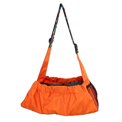 Sling Carrier for Small Dogs (Orange)