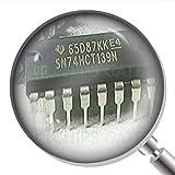 5 x decoder 74HCT139N, 652 Ic decodificatore/Demux Dual 2-4 16Dip 74HCT139N Hct139 74Hct13.