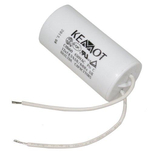 Aerzetix - Кondensator 12µF 450V