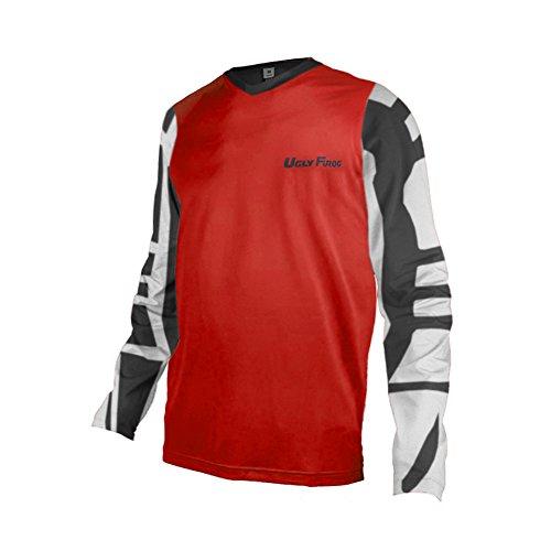 UGLY FROG Designs Spitzenverkauf Element Herren Racewear Motocross Jersey Langarm-Frühlings-Stil Shirt Erwachsene Downhill Trikots Enduro Offroad