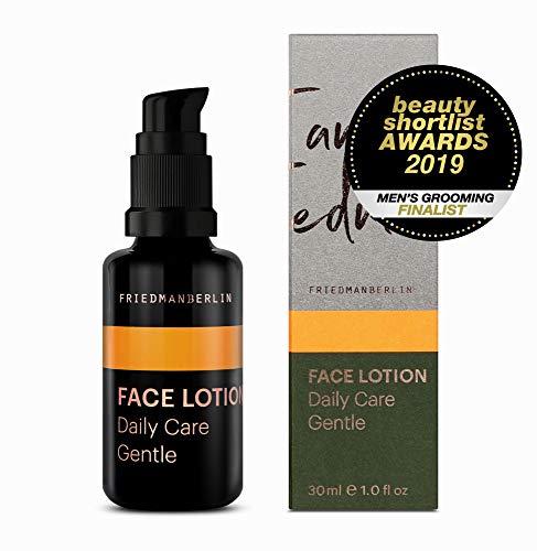 Gesichtscreme für Männer - FRIEDMANBERLIN | Feuchtigkeitscreme mit Anti-Aging Wirkung für den...