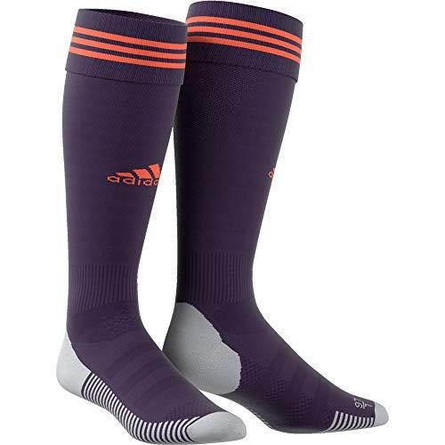 adidas Unisex Erwachsene Adi 18 Socks, legend purple/True orange, 40-42