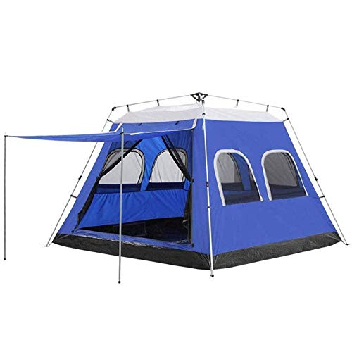 3-4 Person Camping Tent - Best Camping Tent Great Gift for Campers Camping Accessories for Backpacking Music Festival Kids Tent Beach Tent Best Tents for Camping Cool Camping Gear