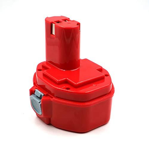 Batería de repuesto de 14.4V 1500mAh para Makita 1433 1434 1435 1435F 192699-A 193158-3 194172-2 1234 1420 1422