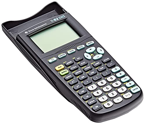 Texas Instruments TI-82STATS...