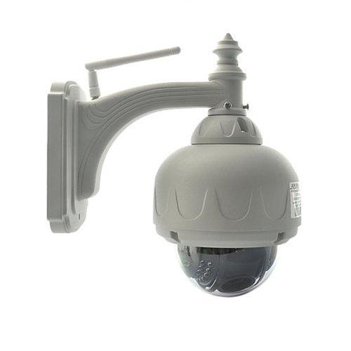 WLAN / LAN IP Dome Kamera, outdoor, 3X Zoom, PTZ wetterfest outdoor WEBCAM Neu