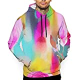 Men's Novelty Hoodies Personalised Outerwear For Men Custom Pockets Pullover Sweatshirts For Hadley Hutton Spring