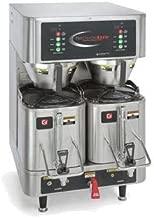 Grindmaster-Cecilware PB-430 PrecisionBrew Shuttle Coffee Brewer 2.0, Dual Brewer for 1.5 Gallon Shuttles