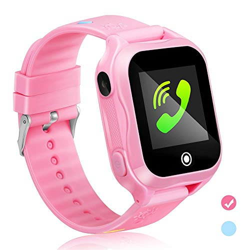 GUANLV Kids Smart Watch Phone Waterproof