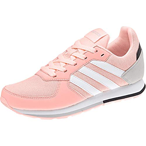 Adidas 8K K, Zapatillas de Deporte Unisex niño, Naranja (Corneb/Ftwbla/Griuno 000), 35.5 EU