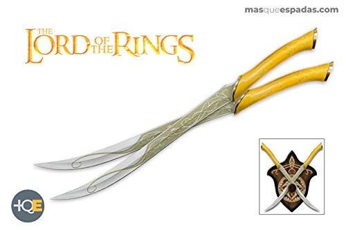 #agoodplan Schwerter von Legolas - Der Herr der Ringe - Offizier