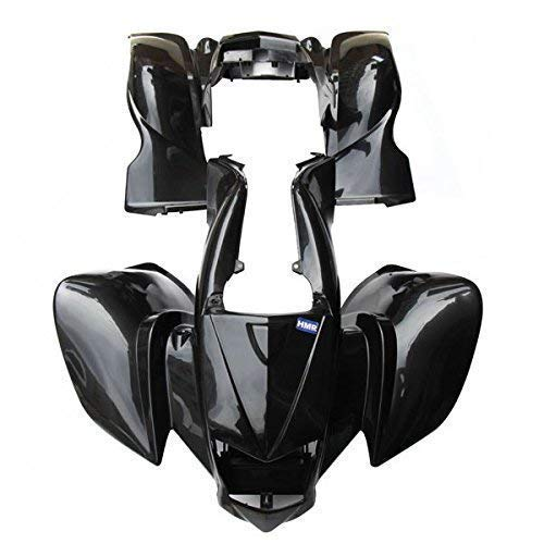 HMParts Quad ATVJingling Bashan BS200S-7 Plastik Set schwarz