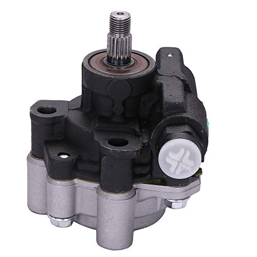 ECCPP 21-5168 Power Steering Pump Power Assist Pump Fit for 1998 1999 2000 for Chevrolet Prizm 1.8L, 1998 1999 2000 for Toyota Corolla 1.8L