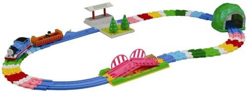 Thomas the Tank Engine Colorful Turn Rail