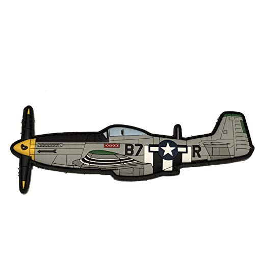 TACOPSGEAR P-51 Mustang Fighter Patch