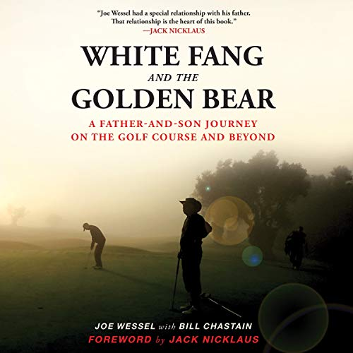 White Fang and the Golden Bear audiobook cover art