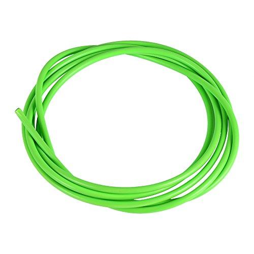 Dioche Cable de Frenos, Cable de Freno Desviador de Cables de Freno Cable de Compensación Cable de Freno Interno para Bicicletas Mountain Road Bikes(4mm变速线-Verde)