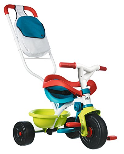 Smoby - Triciclo Be Move Confort Pop (444246)