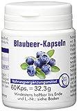 Pharma-Peter BLAUBEER Kapseln, 60 Kapseln