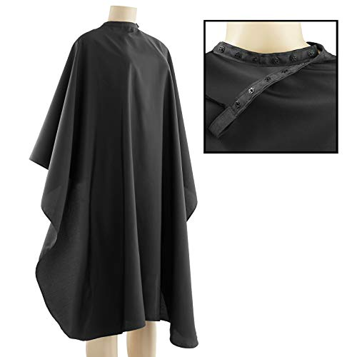 Salon Sundry Professional Hair Salon Nylon Cape w/Snap Closure - 50 in. x 60 in.