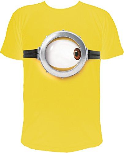 NBG T-Shirt Minions Eye M