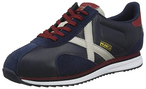 Munich Sapporo 91, Zapatillas Unisex Adulto, Multicolor, 41 EU