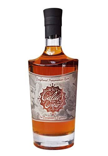 Calicos Crew - The Cannoneers Explosive - Der Publikumsliebling der Spirituosenmessen 2019. Feinster, weicher Rum mit warmen, weichen Kakao-, dunkle Schokolade- und Toffeenoten, 700ml
