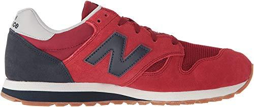 New Balance Unisex-Erwachsene U520-EK-D Sneaker, Rot (Rot/Blau/Weiß Rot/Blau/Weiß), 42 EU