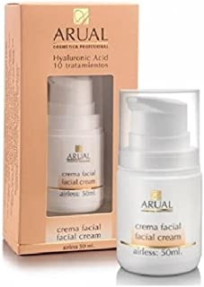 ARUAL Crema Facial Acido Hialuronico 50 ml