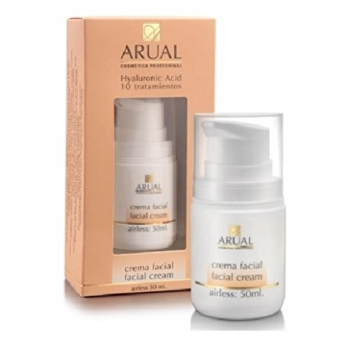 ARUAL Crema Facial Acido Hialuronico 50 ml