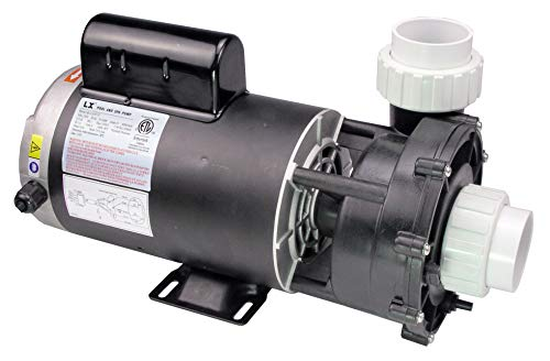 "NEW KL Key Lander Hot Tub Spa Pump, 4HP, Two Speed, 56Frame LX Motor (220-240V/60Hz); 2"" Port; OEM# #0982601-03; 1431601-03 and 56WUA400-II"