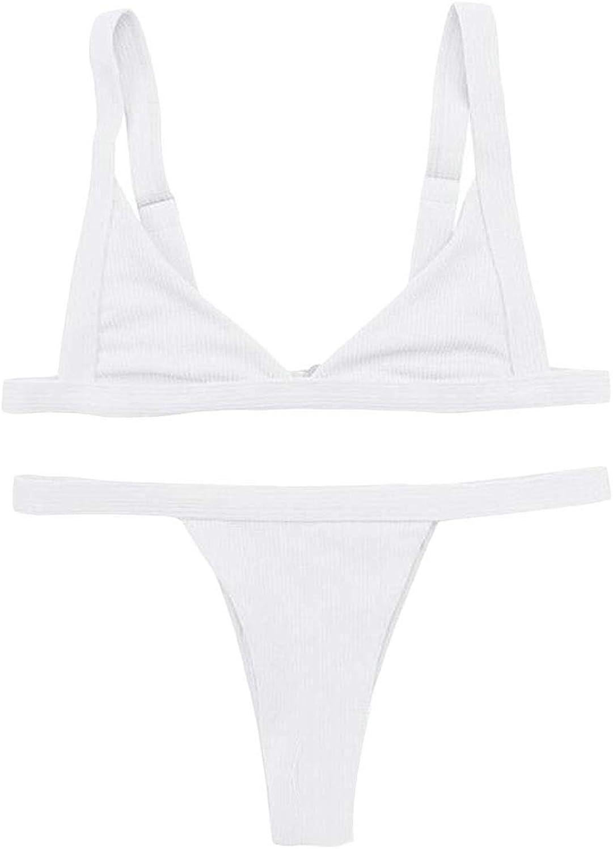 Bikini Home Damen Beachwear Set Monokini Sexy Beach Bikini Badeanzüge (Farbe   Weiß, Größe   M) B07N69CKGZ  Offizielle Webseite