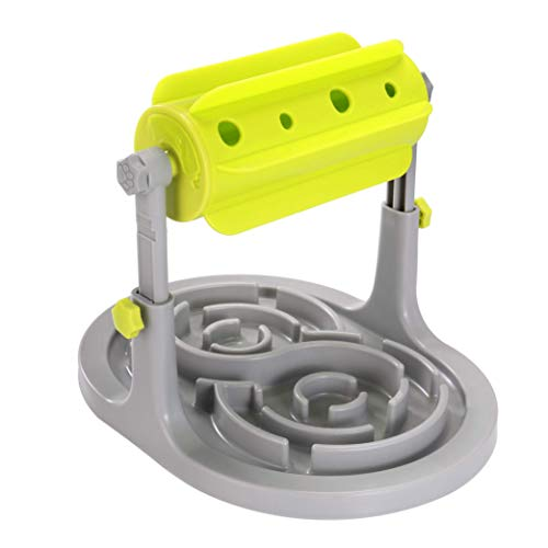 Tarvos Dog & Cat Food Puzzle Toy Slow Feeder - Dog Puzzle Toys