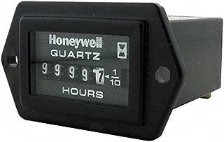 Hour Meter, DC Quartz, Flange/Bracket
