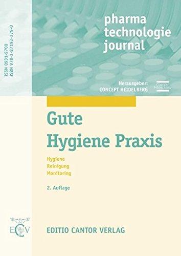 Gute Hygiene Praxis (pharma technologie journal)
