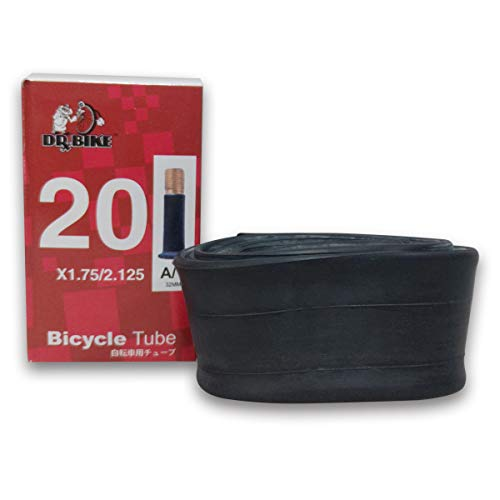 HILAND DrBike Fahrradreifen 20 Zoll Schlauchreifen 1.75-2.125 Zoll breit Fahrrad Fahrradreifen Gummischlauch breit Reifen für MTB