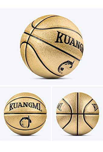 Best Price SSLLPPAA Children's Basketball Indoor and Outdoor Training Basketball No. 5 Youth Basketb...