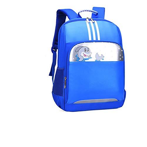 Happe Time Kinderrugzak, Studententas, Kindertas, Britse rugzak, 2 maten, 4 kleuren beschikbaar