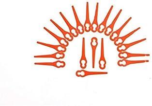 20 reservemes geschikt voor Bosch Art 26 Li - accu grastrimmer/mes/snijplaatjes / PA6