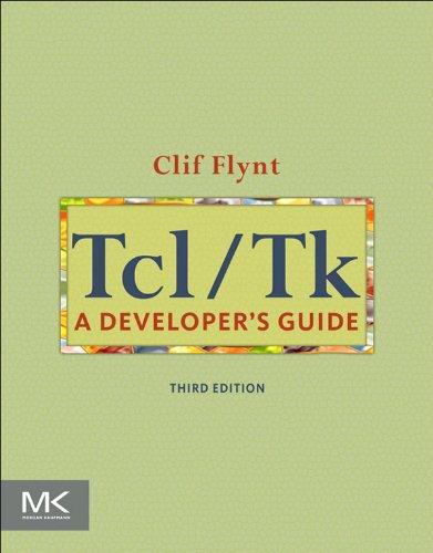 Tcl/Tk: A Developer