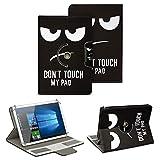 NAUC Schutz Hülle für 10-10.1 Zoll Tablet Tasche Schutzhülle Case Cover Bag, Motiv:Motiv 6, Tablet Modell für:Medion Lifetab X10300